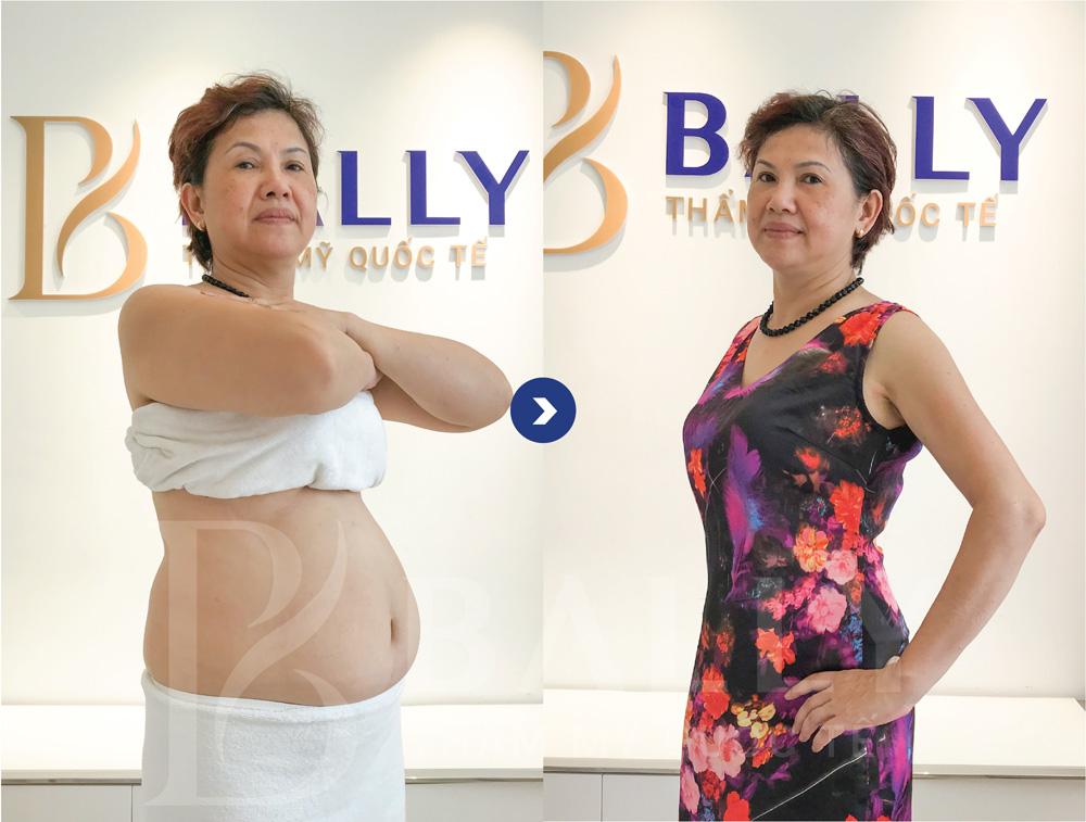 Bally sẽ giúp bạn lấy lại sự tự tin vốn có của người phụ nữ
