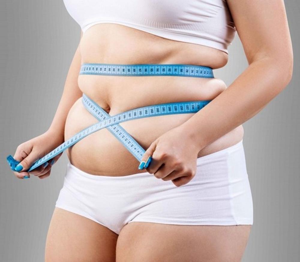 giảm béo mỡ bụng